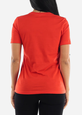 """Sweeter Than Honey"" Red Top"