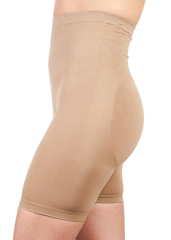 Seamless Long Leg Shaping Nude Brief