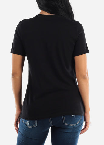 "Image of ""Wifey"" Black Top"