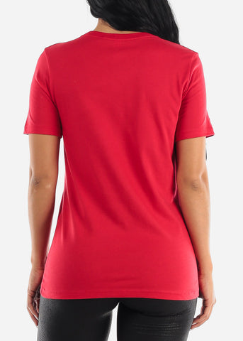 """Wifey"" Red Top"