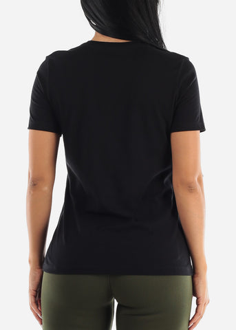 "Image of ""CIAO BELLA"" Black Top"