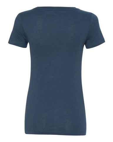 Women's Next V-Neck Indigo Tshirt