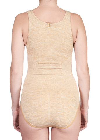 Seamless Shapewear Heather Nude Bodysuit