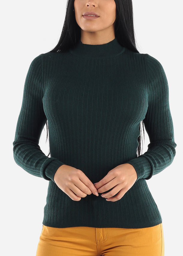 Classic Slip On Sexy Long Sleeve Top