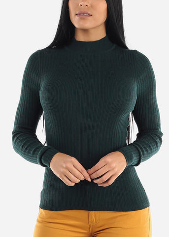 Image of Classic Slip On Sexy Long Sleeve Top