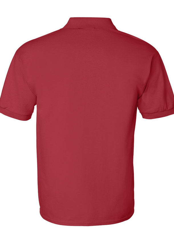 Men's Gildan Ultra Red Polo