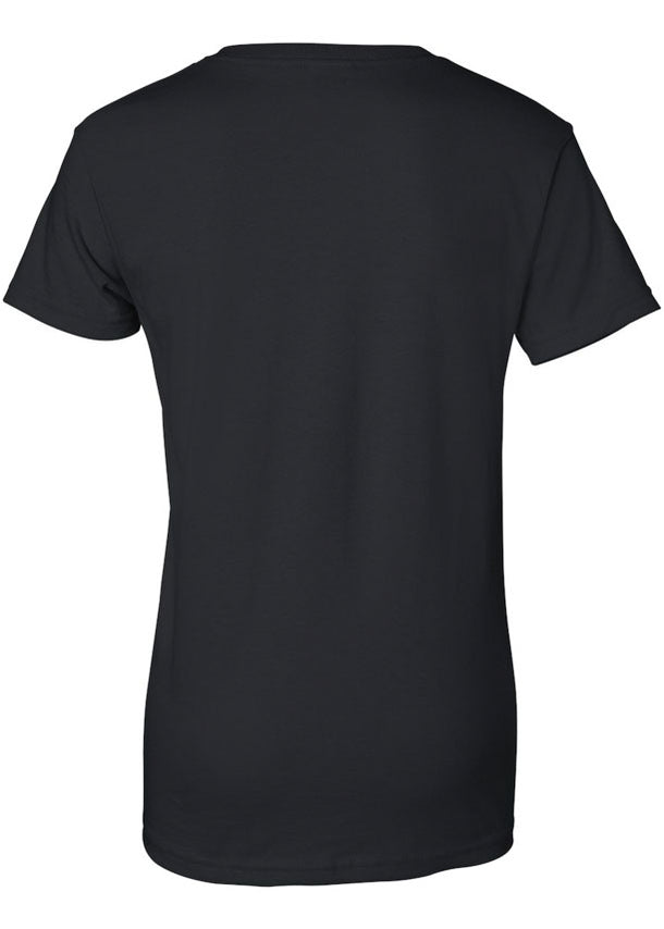 Women's Gildan Ultra Black Tshirt