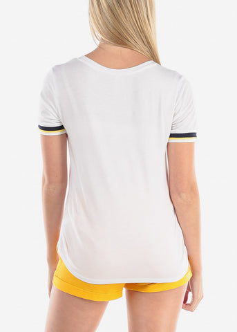 Image of I'm Impressed White Top