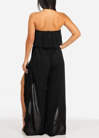 Image of Sexy Black Jumpsuit