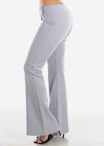 Image of Light Grey Dress Pants