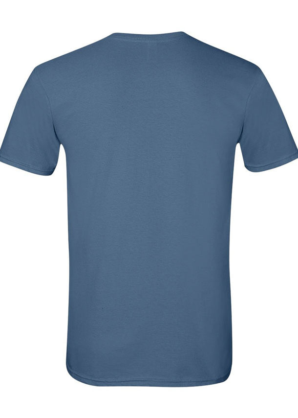 Men's Softstyle Indigo Tshirt