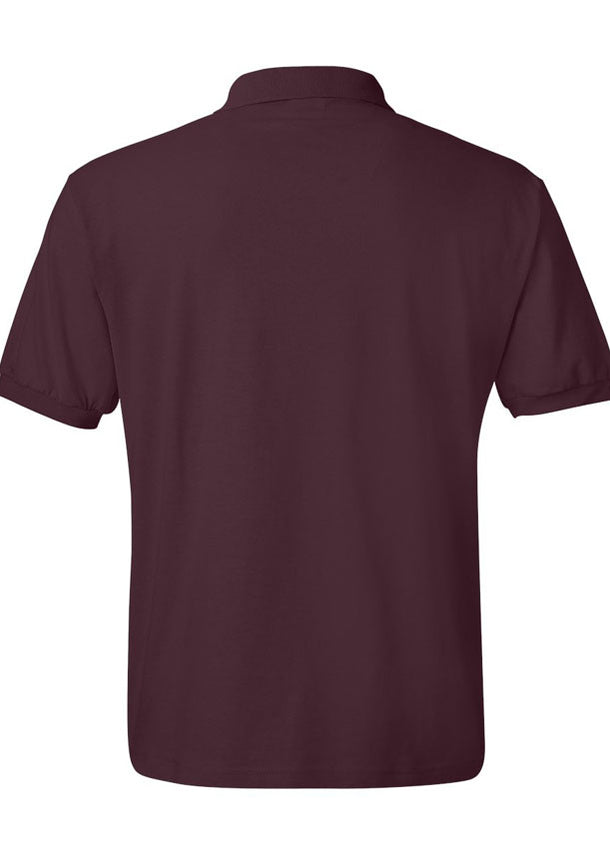 Men's Ecosmart Maroon Polo