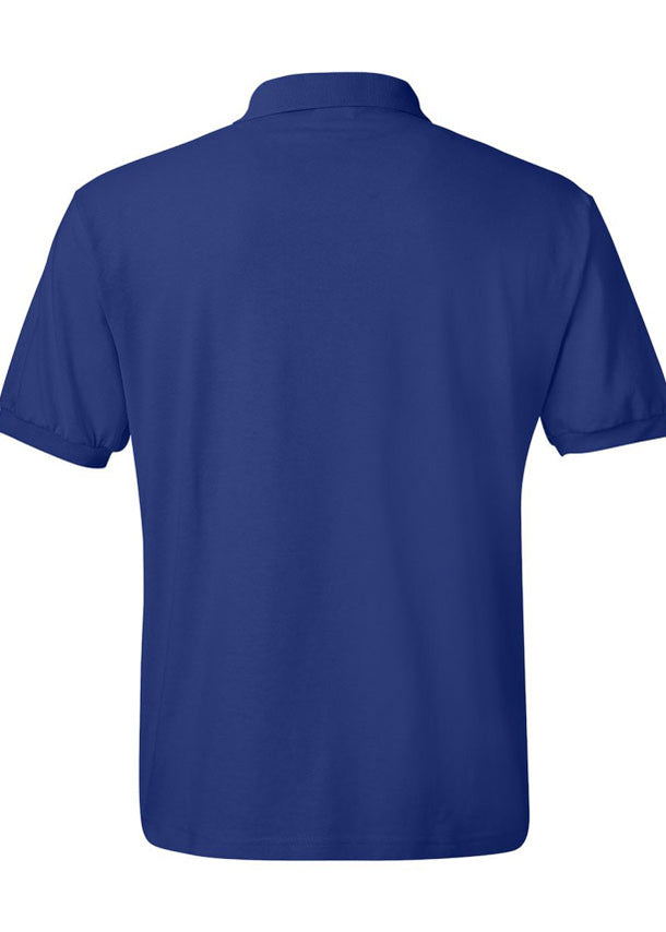 Men's Ecosmart Royal Blue Polo