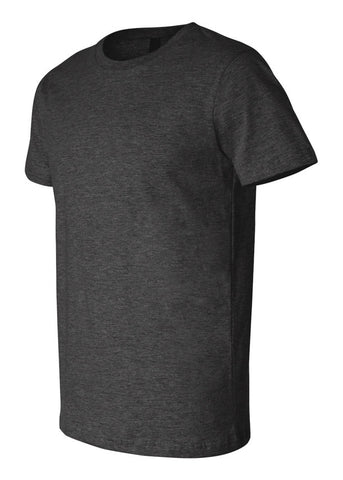 Unisex Bella Dark Grey HeatherTee