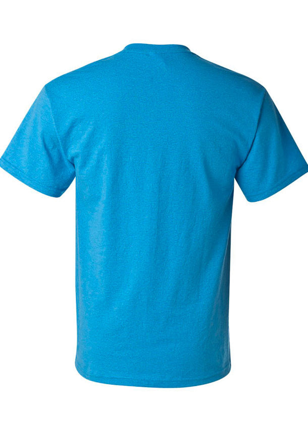 Men's Gildan Ultra Heather Sapphire Tshirt