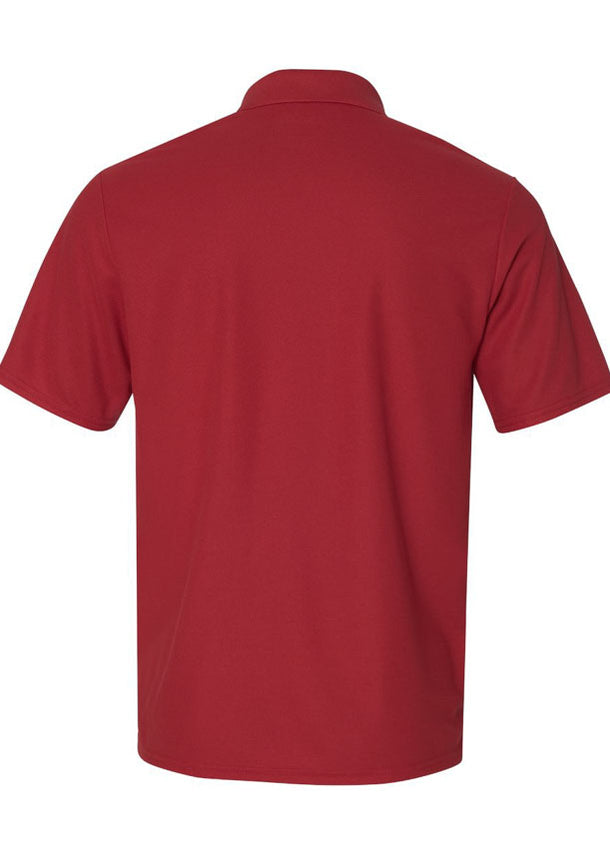 Men's Gildan Performance Red Polo