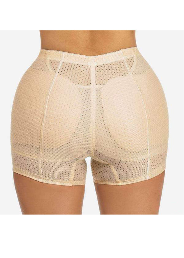 Butt Booster Shorts Nude