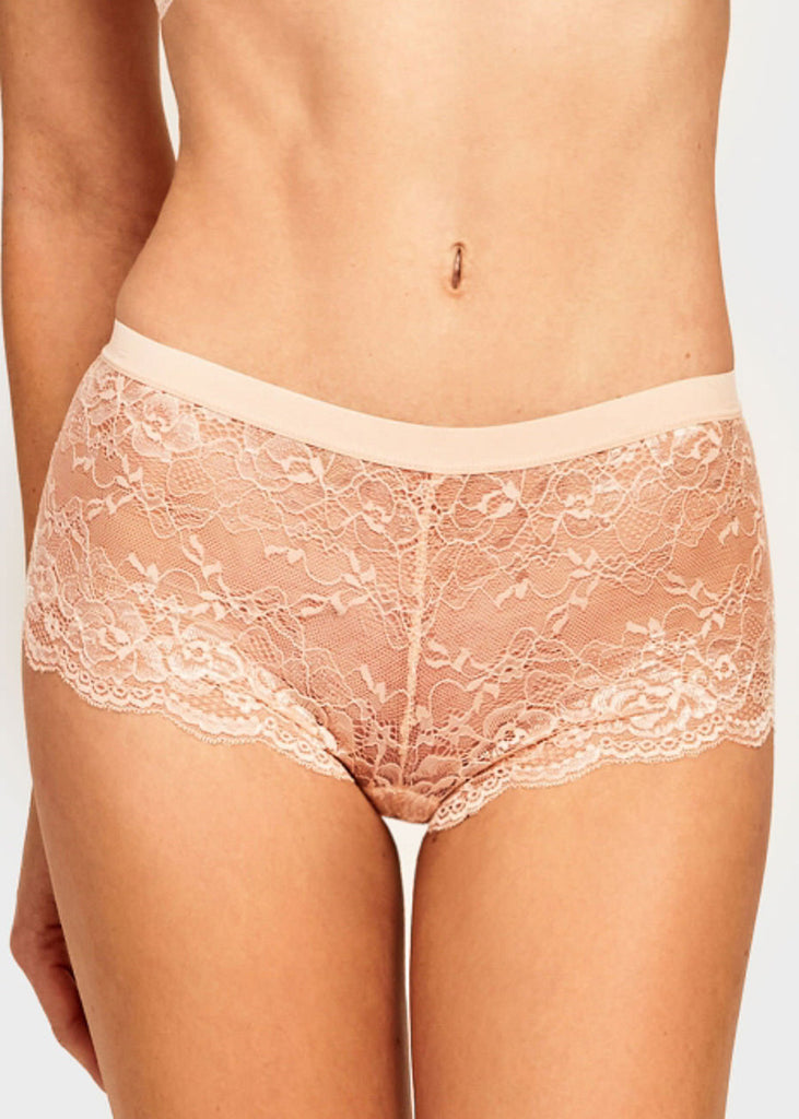 Lace Hispter Panties (6 PACK)
