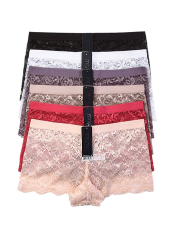 Image of Lace Hispter Panties (12 PACK)