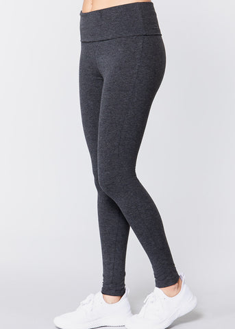 Image of High Waisted Charcoal Leggings