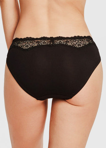 Image of Lace Assorted Panties ( 6 PACK )