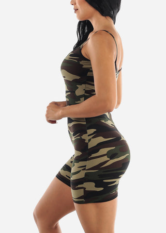 Image of Army Romper