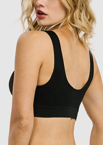Seamless Sports Padded Bras (6 PACK)