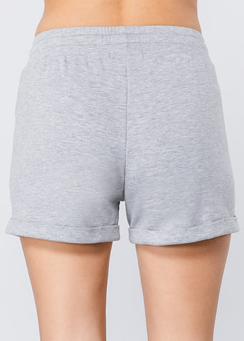 Image of Grey Sweat Shorts