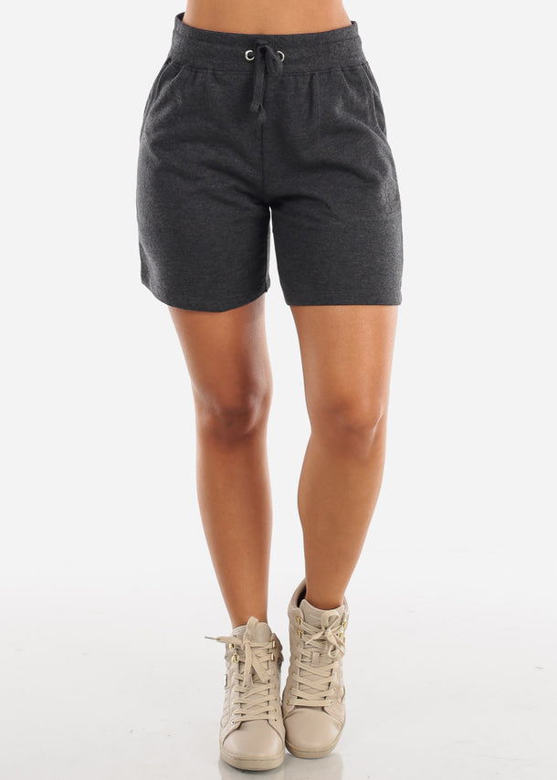 Activewear Charcoal Shorts