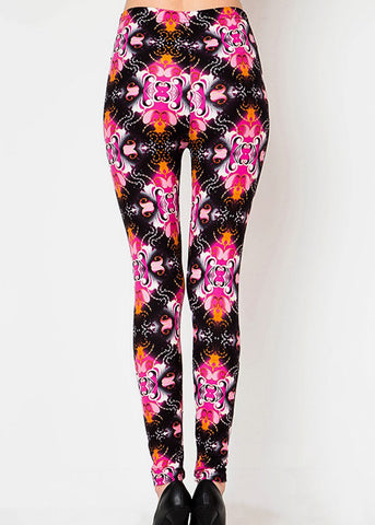 Image of Multi-colored High Waisted Leggings