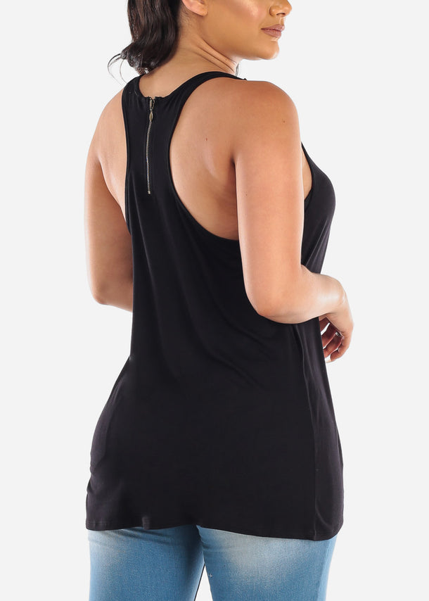 Black Tank Top at Discount Prices