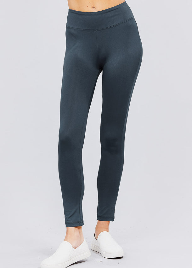 Charcoal Activewear Leggings