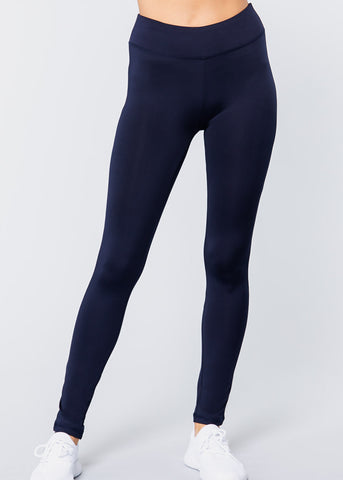 Navy Activewear Leggings