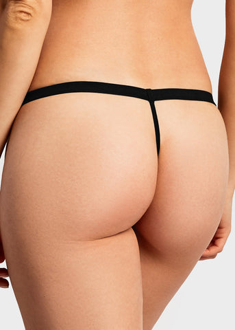 Lace Thong Panties (12 PACK)