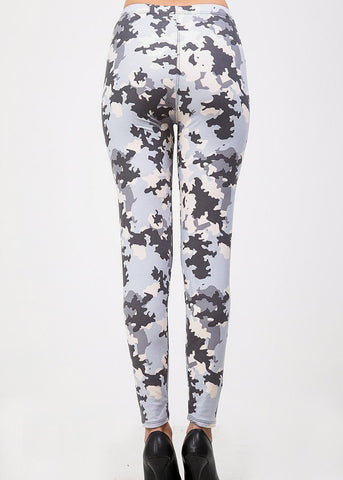 Casual High Waisted Casual Leggings