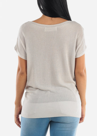 Image of Stylish Loose Top
