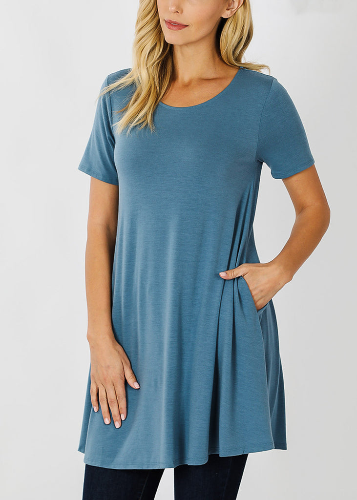 Titan Tunic Top