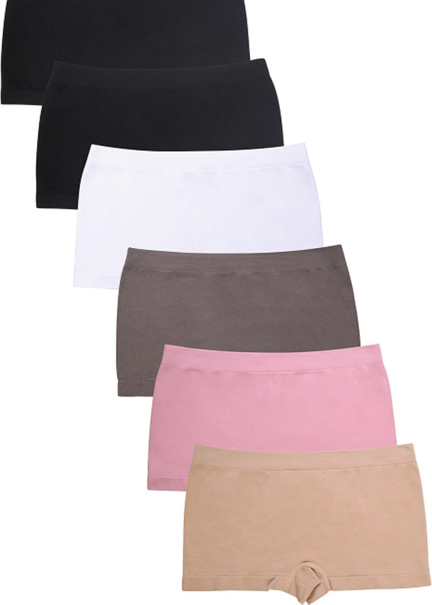 Boyshort Panties (12 PACK)