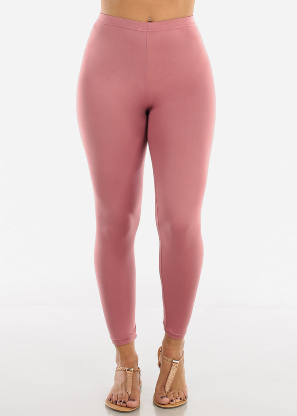 Basic Rose Leggings