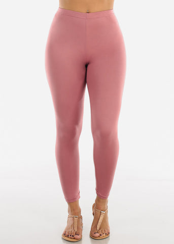 Basic Rose Leggings L140ROSE