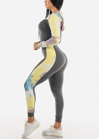 Image of Seamless Hoodie and Jogger Set
