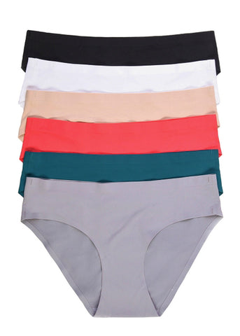 Image of Assorted Bikini Panties (12 PACK)