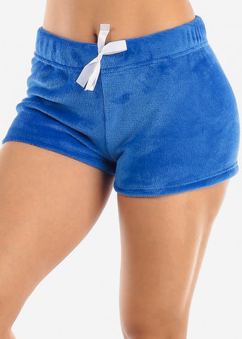 Royal Plush Sleepwear Shorts