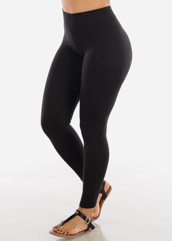 Basic Black Leggings