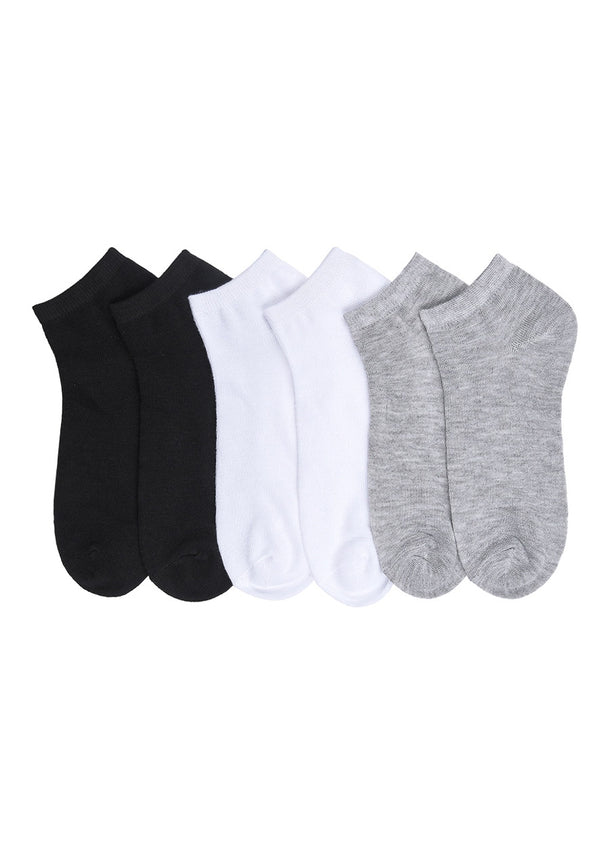 Assorted Color Socks (12 PACK)