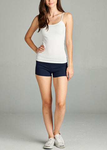Activewear Navy Shorts