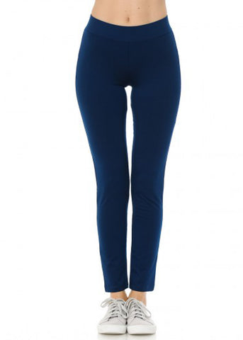 Activewear Butt Lifting Navy Leggings