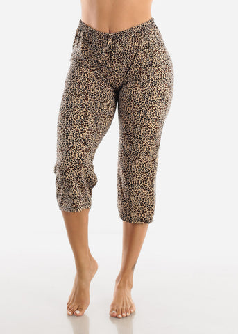 "Image of ""Choose Love"" Capris PJ Set"