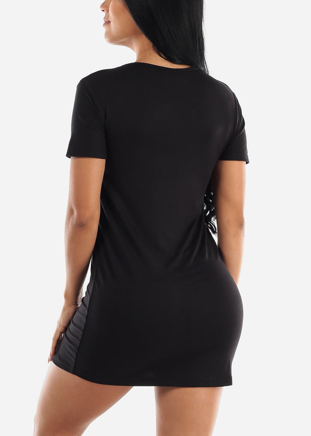 Black Sleep Dress