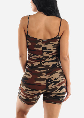 Image of Dark Camo Romper